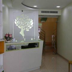Апартаменты Trebel Service Apartment Pattaya Паттайя спа