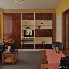 Отель Aparthotel Wellington Brussel Бельгия, Брюссель - отзывы, цены и фото номеров - забронировать отель Aparthotel Wellington Brussel онлайн комната для гостей фото 4