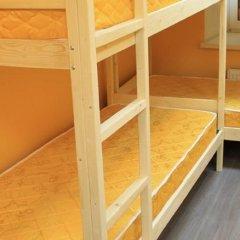 Хостел Landmark City Стандартный номер с двуспальной кроватью фото 11