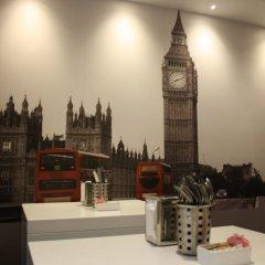 Hotel Meridiana Лондон интерьер отеля