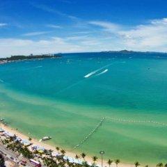 Grand Scenaria Hotel Pattaya пляж