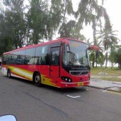 Отель Coral Queen Inn Мале городской автобус