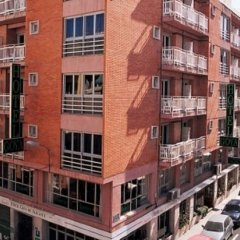 Hotel Goya балкон