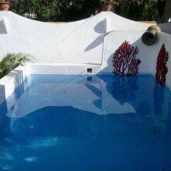 Отель Villa Capri Бока Чика бассейн