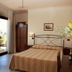 Отель B&B Villa Cristina Джардини Наксос комната для гостей фото 3