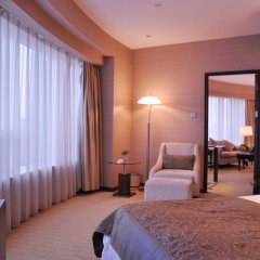 Shanghai Grand Trustel Purple Mountain Hotel комната для гостей фото 5
