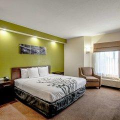 Отель Sleep Inn Frederick сейф в номере
