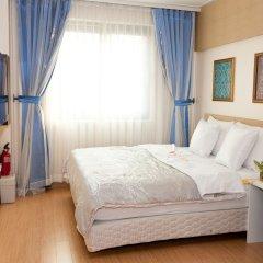 Yuwon Hotel комната для гостей