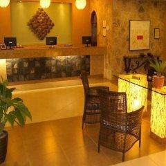 Отель Binniguenda Huatulco - Все включено интерьер отеля