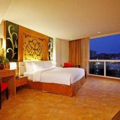 Отель Centara Nova Hotel & Spa Pattaya Таиланд, Паттайя - отзывы, цены и фото номеров - забронировать отель Centara Nova Hotel & Spa Pattaya онлайн комната для гостей фото 2