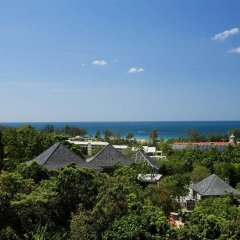 Отель Mandarava Resort and Spa Karon Beach балкон