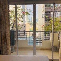 Отель Sunny Hotel Вьетнам, Нячанг - 9 отзывов об отеле, цены и фото номеров - забронировать отель Sunny Hotel онлайн балкон