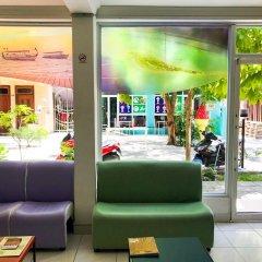 Отель Summer Reef Мальдивы, Мале - отзывы, цены и фото номеров - забронировать отель Summer Reef онлайн интерьер отеля