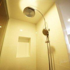 Апартаменты Trebel Service Apartment Pattaya Паттайя ванная