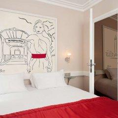 Hotel Elysée Gare de Lyon комната для гостей фото 4