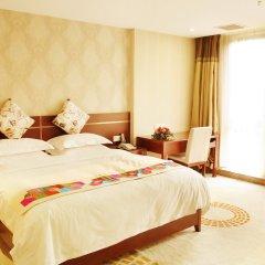 Fuyong Yulong Hotel комната для гостей
