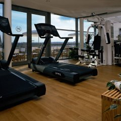 Sheraton Carlton Hotel Nuernberg фитнесс-зал