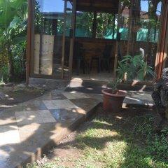Отель Cabañas Anakena с домашними животными