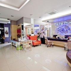 Отель The Par Phuket интерьер отеля