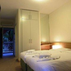 Отель Hanioti Village Resort Греция, Ханиотис - отзывы, цены и фото номеров - забронировать отель Hanioti Village Resort онлайн комната для гостей фото 2
