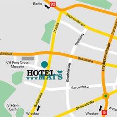 Отель Mats Польша, Познань - отзывы, цены и фото номеров - забронировать отель Mats онлайн городской автобус