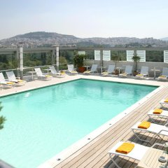 Radisson Blu Park Hotel, Athens бассейн фото 2