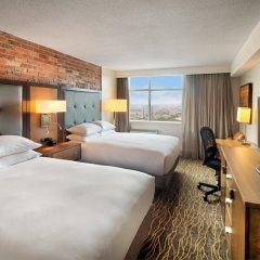 Travelodge Hotel Toronto Airport комната для гостей фото 3
