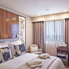 TURIM Saldanha Hotel 4* Стандартный номер с двуспальной кроватью фото 2