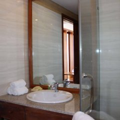 Отель Kiman Hotel Вьетнам, Хойан - отзывы, цены и фото номеров - забронировать отель Kiman Hotel онлайн ванная фото 2
