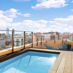 Апартаменты Aspasios Poblenou Apartments бассейн фото 3