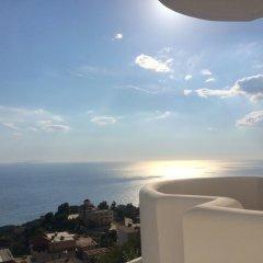 Отель Paradise Lukova Hotel Албания, Химара - отзывы, цены и фото номеров - забронировать отель Paradise Lukova Hotel онлайн балкон
