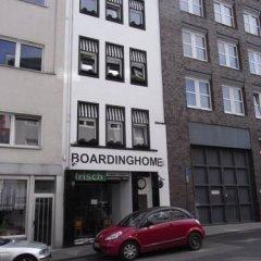 Отель Boarding Home Cologne City am Hauptbahnhof парковка