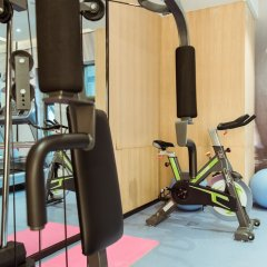 Отель ibis Xian South Gate Китай, Сиань - отзывы, цены и фото номеров - забронировать отель ibis Xian South Gate онлайн фитнесс-зал фото 3