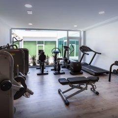 Отель Barceló Corralejo Sands фитнесс-зал фото 2