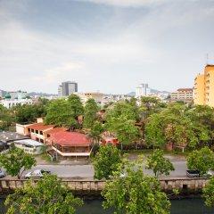 Отель Recenta Express Phuket Town Пхукет балкон