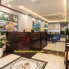 Отель Mayflower Hotel Hanoi Вьетнам, Ханой - отзывы, цены и фото номеров - забронировать отель Mayflower Hotel Hanoi онлайн интерьер отеля