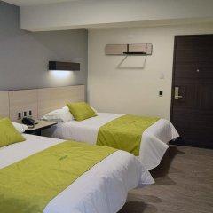 Отель Expo Inn Мексика, Гвадалахара - отзывы, цены и фото номеров - забронировать отель Expo Inn онлайн комната для гостей фото 4
