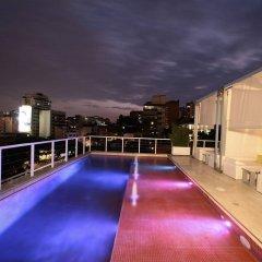 Now Hotel бассейн