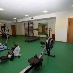 INATEL Piódão Hotel фитнесс-зал