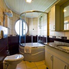 Royal Sebaste Hotel Турция, Эрдемли - отзывы, цены и фото номеров - забронировать отель Royal Sebaste Hotel онлайн ванная фото 2