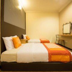 Отель OYO Rooms Jalan Petaling Малайзия, Куала-Лумпур - отзывы, цены и фото номеров - забронировать отель OYO Rooms Jalan Petaling онлайн комната для гостей фото 4