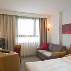 Hotel Novotel Brussels Airport Завентем комната для гостей фото 2