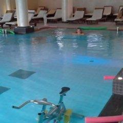 Отель Salus Terme Италия, Абано-Терме - отзывы, цены и фото номеров - забронировать отель Salus Terme онлайн бассейн фото 4