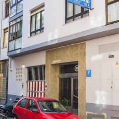 Отель Guest house A-Madrid Испания, Сантандер - отзывы, цены и фото номеров - забронировать отель Guest house A-Madrid онлайн парковка