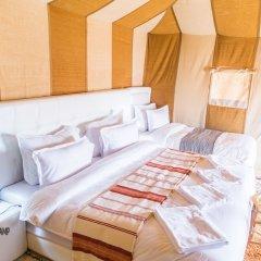 Отель Saharian Camp Марокко, Мерзуга - отзывы, цены и фото номеров - забронировать отель Saharian Camp онлайн комната для гостей фото 4