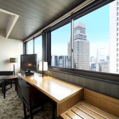 Отель Villa Fontaine Tokyo-Tamachi Япония, Токио - 1 отзыв об отеле, цены и фото номеров - забронировать отель Villa Fontaine Tokyo-Tamachi онлайн балкон