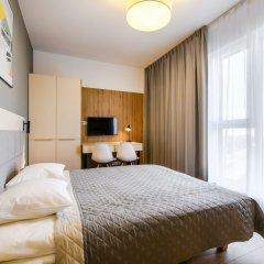 Отель Апарт-отель City Comfort Польша, Варшава - 8 отзывов об отеле, цены и фото номеров - забронировать отель Апарт-отель City Comfort онлайн комната для гостей