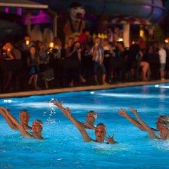 Pirates Beach Club Турция, Кемер - отзывы, цены и фото номеров - забронировать отель Pirates Beach Club онлайн детские мероприятия