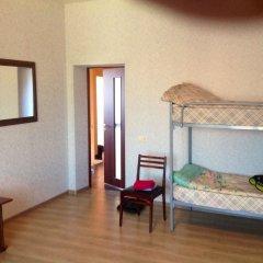 ХЗ Хостел комната для гостей фото 4