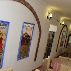 Hotel Almeria Сан-Рафаэль интерьер отеля